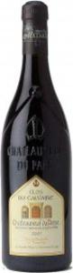 Clos Du Calvaire Châteauneuf Du Pape 2011 Bottle