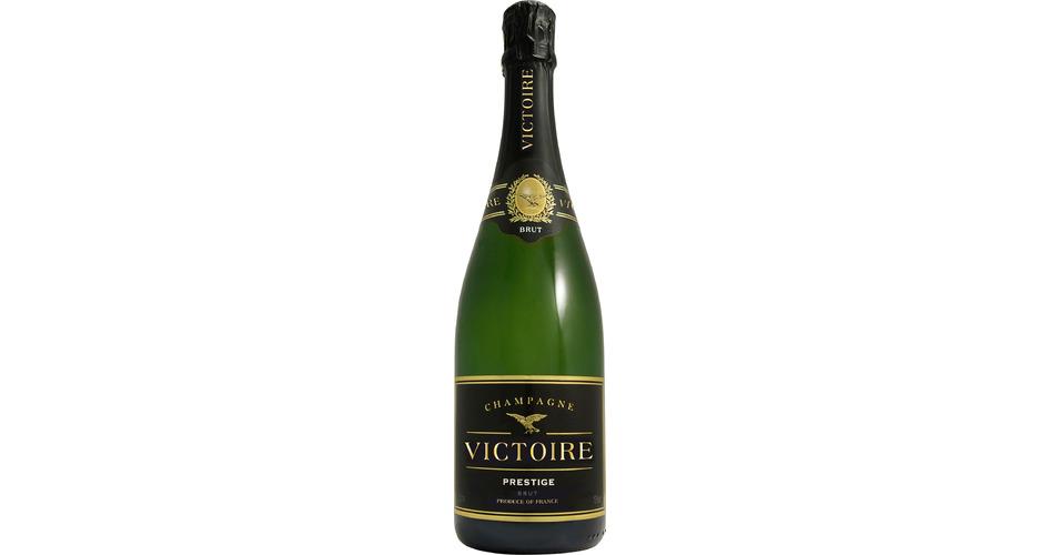 champagne victoire