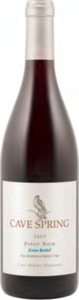 Cave Spring Estate Bottled Pinot Noir 2009, VQA Beamsville Bench, Niagara Peninsula Bottle