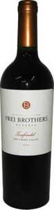 Frei Brothers Reserve Zinfandel 2011, Dry Creek Valley Bottle