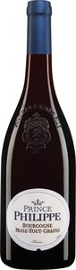 Prince Philippe Bourgogne Passe Tout Grains 2014 Bottle
