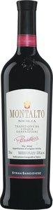 Montalto Syrah / Sangiovese Bottle