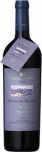 Miguel Torres Manso De Velasco Old Vines 2007, Valle Del Curicó Bottle