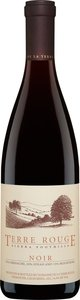 Terre Rouge Sierra Foothills Noir 2009 Bottle