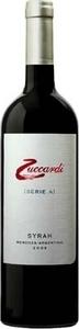 Zuccardi Serie A Syrah 2011, Mendoza Bottle