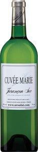 Cuvée Marie Jurançon Sec 2012 Bottle