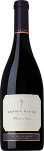 Craggy Range Te Muna Road Pinot Noir 2010, Martinborough Bottle