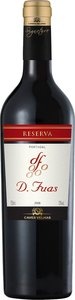 D. Fuas Reserva Vinho Regional Terras Do Dao 2008 Bottle