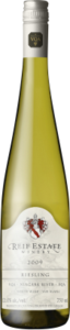 Reif Estate Riesling 2012, Niagara Peninsula Bottle