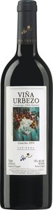 Vina Urbezo Carinena 2012 Bottle