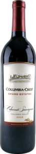Columbia Crest Grand Estates Cabernet Sauvignon 2010, Columbia Valley Bottle