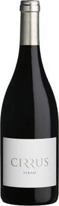 Cirrus Syrah 2008, Wo Stellenbosch Bottle
