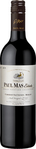 Domaine Paul Mas Estate Cabernet Sauvignon Merlot 2012, Pays D'oc Igp  Bottle