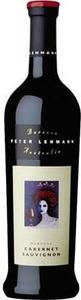 Peter Lehmann Cabernet Sauvignon 2009 Bottle