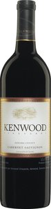 Kenwood Cabernet Sauvignon 2010, Sonoma County Bottle