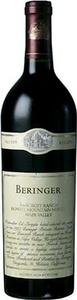 Beringer Howell Mountain Bancroft Ranch Merlot 1998, Napa Valley Bottle