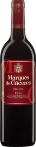 Marqués De Caceres Rioja Crianza Bottle