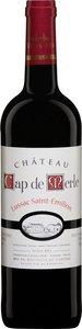 Château Cap De Merle 2012, Ac Lussac St Emilion Bottle