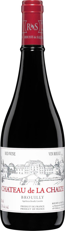 Ch teau de la chaize brouilly 2013 expert wine ratings for Brouilly chateau de la chaise