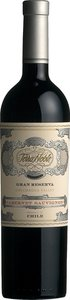 Terra Noble Gran Reserva Cabernet Sauvignon 2009, Colchagua Valley Bottle