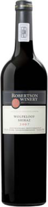 Robertson Winery Wolfkloof Shiraz 2008, Wo Robertson Bottle