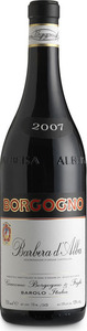 Giacomo Borgogno & Figli Barbera D'alba 2012 Bottle