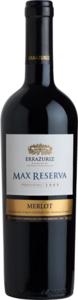 Errazuriz Max Reserva Merlot 2009 Bottle