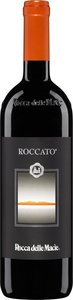 Rocca Delle Macìe Roccato 2008, Tuscany Igt Bottle