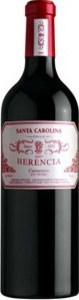 Santa Carolina Herencia 2007 Bottle