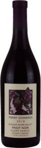 Merry Edwards Klopp Ranch Pinot Noir 2008, Russian River Valley Bottle