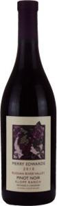 Merry Edwards Klopp Ranch Pinot Noir 2008, Russian River Valley Bottle
