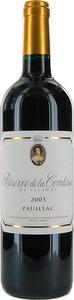 Réserve De La Comtesse 2006, Ac Pauillac, 2nd Wine Of Château Pichon Longueville Comtesse De Lalande Bottle