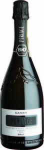 Perlage Canah Brut Prosecco Superiore Conegliano Valdobbiadene 2012, Docg Bottle