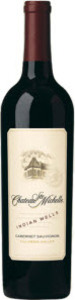 Chateau Ste. Michelle Indian Wells Cabernet Sauvignon 2008, Columbia Valley Bottle