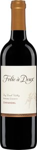 Folie À Deux Zinfandel 2010, Amador County Bottle