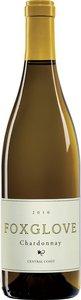 Foxglove Chardonnay 2010, Central Coast Bottle