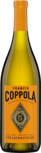 Francis Coppola Diamond Collection Gold Label Chardonnay 2012, Monterey County Bottle