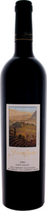 Juslyn Spring Mountain Cabernet Sauvignon 2003, Napa Valley Bottle