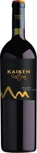 Kaiken Ultra Malbec 2011, Mendoza Bottle