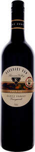 Kurtz Family Boundary Row Shiraz 2004, Barossa Valley, South Australia Bottle
