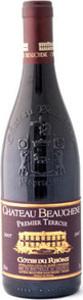 Château Beauchêne 1er Terrior 2006, Aoc Cotes Du Rhone Bottle