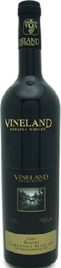 Vineland Estates Elevation Cabernet/Merlot 2008, VQA Niagara Escarpment Bottle