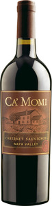 Ca' Momi Cabernet Sauvignon 2011, Napa Valley Bottle