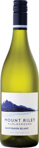 Mount Riley Sauvignon Blanc 2013 Bottle