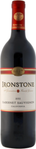Ironstone Cabernet Sauvignon 2012, California Bottle