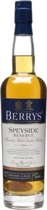 Berry's Speyside Reserve Blend (700ml) Bottle
