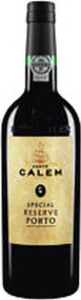 Cálem Special Reserve Tawny Port, Doc Douro Bottle