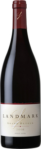 Landmark Grand Detour Pinot Noir 2007, Sonoma Coast Bottle