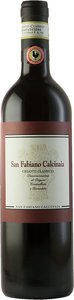 San Fabiano Calcinaia Chianti Classico 2009 Bottle