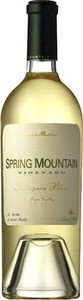 Spring Mountain Vineyard Sauvignon Blanc 2010, Spring Mountain District, Napa Valley Bottle